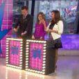 Tiffani Thiessen dans l'émission Today, du mercredi 6 février 2013.