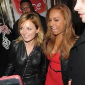 Mel B et Geri Halliwell : Avant une nuit de fête, elles réconfortent Emma Bunton