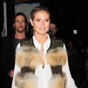 Heidi Klum, Brooke Shields : Look décalé vs look chic à la Fashion Week