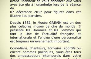 M. Pokora : Immortalisé pour le musée Grévin