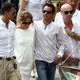 Jennifer Lopez et Marc Anthony en amoureux à Portofino avec Domenico Dolce et Stefano Gabbana