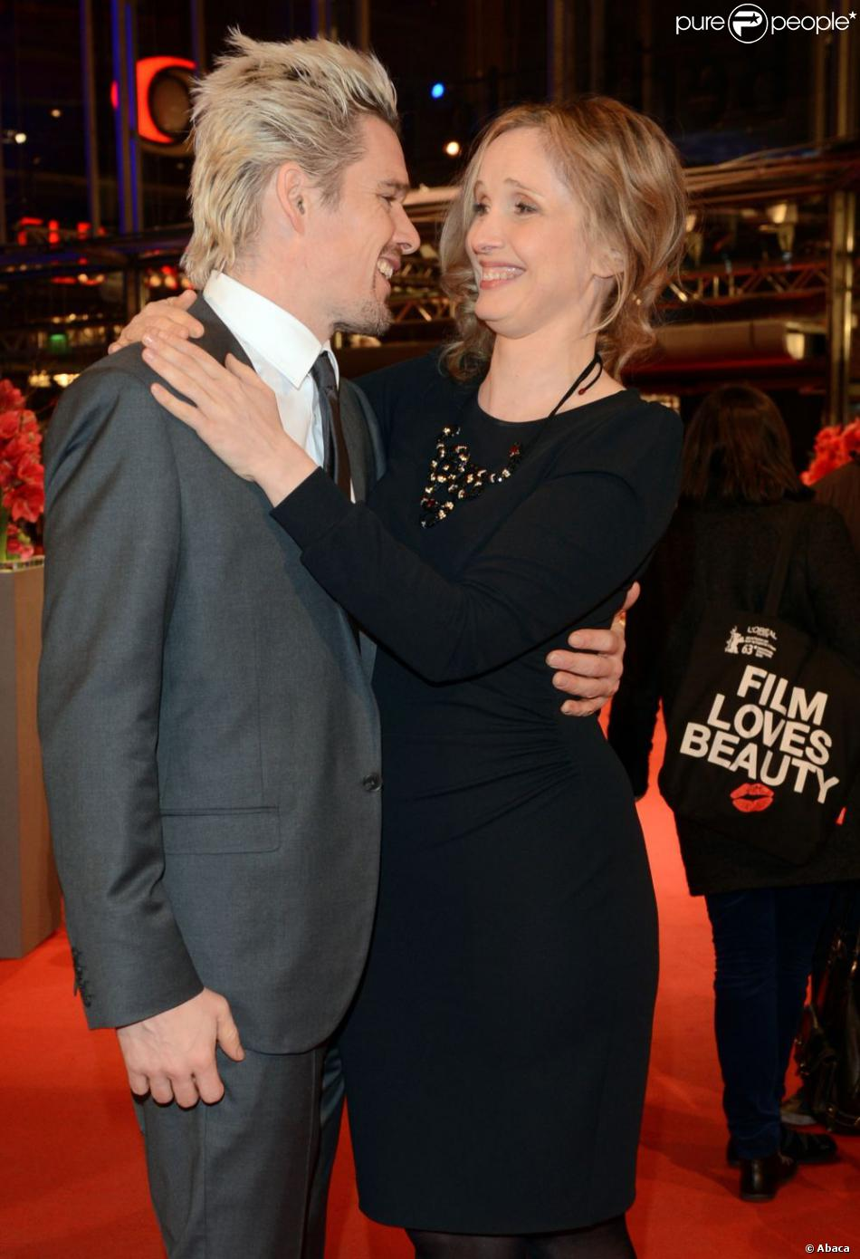 Julie Delpy couple