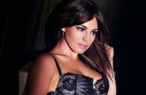 Kelly Brook : Divine en lingerie, elle s'attire les foudres de Katie Price
