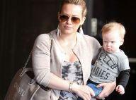 Hilary Duff et son petit Luca : Une maman stylée et son charmeur de fils