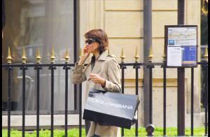 PHOTOS : Carole Rousseau en séance shopping... de luxe !