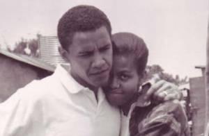 Barack Obama : Photo souvenir romantique avec Michelle pour la Saint-Valentin