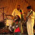 Exclusif : Le groupe Bafing Kul & the Appolo Band - Soiree de solidarite pour le Mali a l'Unesco a Paris. Le 18 fevrier 2013