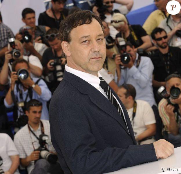 Sam Raimi durant le 62e Festival de Cannes, le 21 mai 2009
