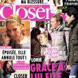 Lorie de nouveau amoureuse en couverture de Closer (en kiosques le 23 février 2013) ?
