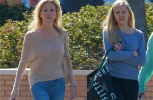 Heather Locklear : Sortie entre filles avec sa fille Ava, son portrait craché