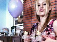 Kristen Bell enceinte : Une baby shower pleine de rose avec Rachel Bilson