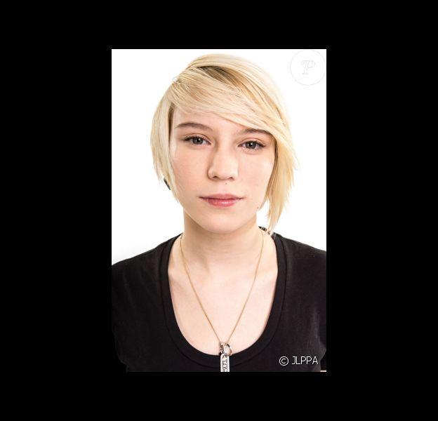 Laurène, finaliste de la Star Acdemy 9 sur NRJ 12.
