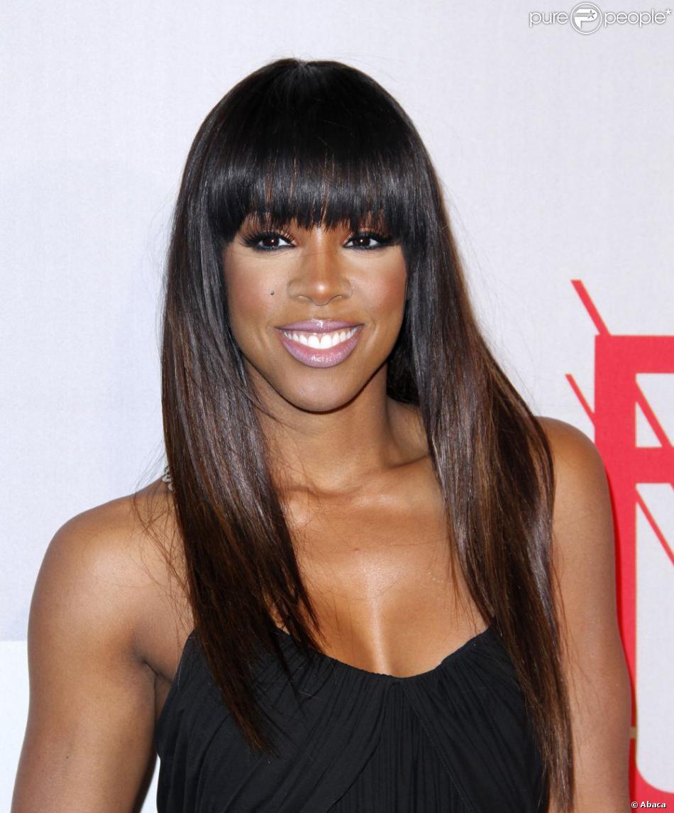 Kelly Rowland lors du BET's Rip The Runway 2013 au Hammerstein Ballroom de New York le 27 février 2013