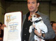 Jean Dujardin : Fini le gentil Uggie, l'espion de Möbius est battu par un chien