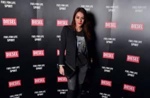 Sofia Essaïdi et Elodie Frégé, duo enivrant pour la soirée Diesel