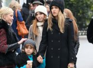Jessica Alba à Paris : Après la tour Eiffel, le shopping avec sa fille Honor