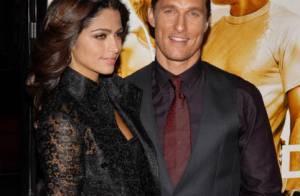 Matthew McConaughey : découvrez le mystère du prénom de son fils !