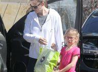 Jennifer Garner : Son aînée Violet est une véritable petite fille modèle