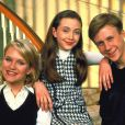 Margaret, Brighton et Grace Sheffield, dans la série  Une nounou d'enfer