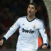 Cristiano Ronaldo : Son épave de Ferrari remise aux enchères
