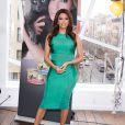 Eva Longoria a participé au lancement d'une campagne pour Sheba à New York City, le 6 mars 2013.
