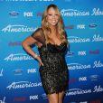 Mariah Carey à la soirée des finalistes d'American Idol à The Grove à Los Angeles. Le 7 mars 2013.