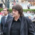 Le producteur Michel Algay à Paris le 18 octobre 2012