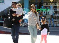Jessica Alba : Avec mari et enfants, une vraie douceur de vivre