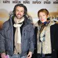 Aymeric Caron et Natacha Polony en février 2013 à Paris