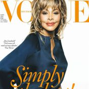 A 73 ans Tina Turner bat tous les records en couverture de Vogue