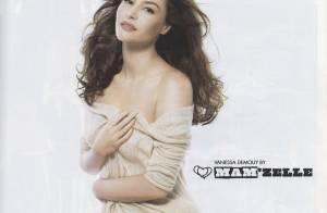 Vanessa Demouy : Guérie, elle prend la pose sensuelle pour une marque de mode