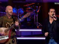 The Voice 2 : Fanny Leeb éliminée, Thomas Vaccari volé de justesse par Garou !