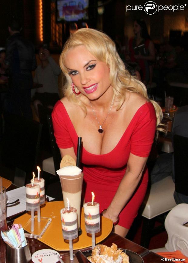 Ice t organise une soir e d 39 anniversaire surprise pour sa femme coco austin las vegas le 17 - Surprise pour sa copine ...