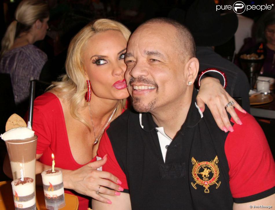 Ice t pour l 39 anniversaire de coco le rappeur lui fait une jolie surprise - Surprise pour sa copine ...
