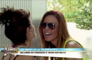 Les Anges de la télé-réalité 5 : Vanessa, une nouvelle bombe débarque à la villa
