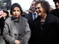 Rachida Dati et Claudia Cardinale réunies pour un grand homme