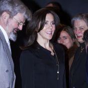 Princesse Mary : Radieuse pour entendre les sages récits de Kofi Annan
