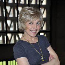 Evelyne Dhéliat en mars 2013 à Paris
