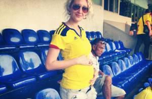 Falcao : Sa sublime Lorelei enceinte de leur premier enfant