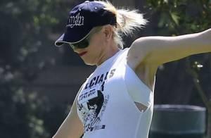 Gwen Stefani : Week-end sport et en famille pour la leader de No Doubt