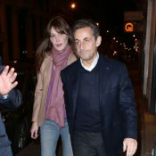 Carla Bruni, une larme pour Nicolas Sarkozy : ''J'enrage de ne pouvoir parler''