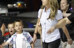 Britney Spears : Jetlaggée et fatiguée, la chanteuse pas au top de sa forme !