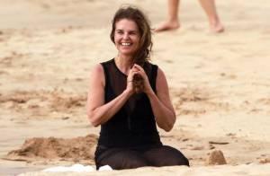 Maria Shriver : L'ex de Terminator naturelle et radieuse à Hawaï avec les siens