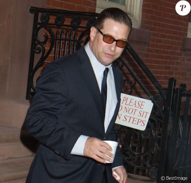 Stephen Baldwin le 30 juin 2012 à New York