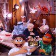 """Des images du film """"Les Muppets, le retour"""" avec Jason Segel sorti en 2011."""