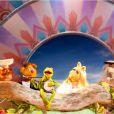 """Des images du film """"Les Muppets, le retour"""" sorti en 2011."""