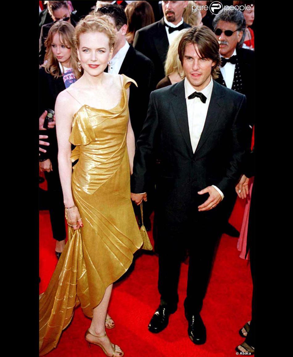 Tom Cruise et Nicole K...