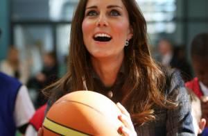 Kate Middleton : Grossesse invisible et menu très sport avec William à Glasgow