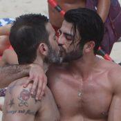 Marc Jacobs : Tactile et complice avec son petit ami à la veille de ses 50 ans