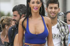 Nabilla : La bombe des Anges fait son come-back au Grand Journal !